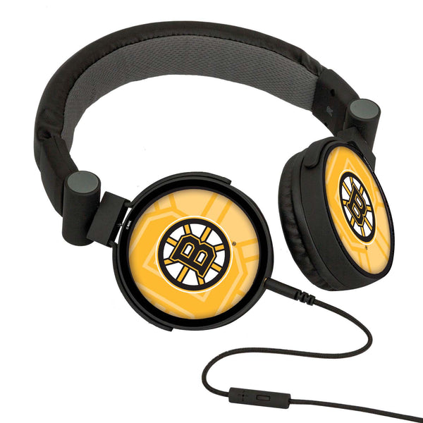 Boston Bruins® DJ Headphones- Oversize Collection