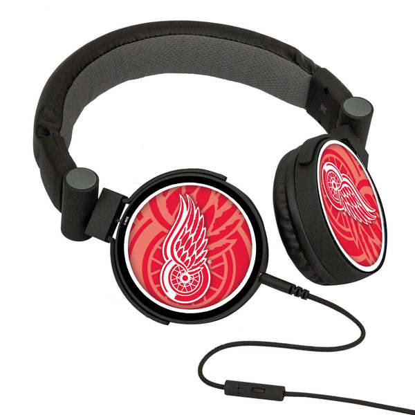Detroit Red Wings® DJ Headphones- Oversize Collection
