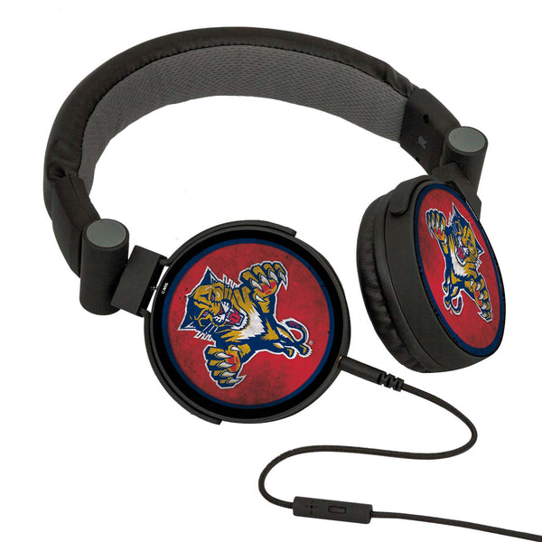 Florida Panthers® DJ Headphones- Washed Collection