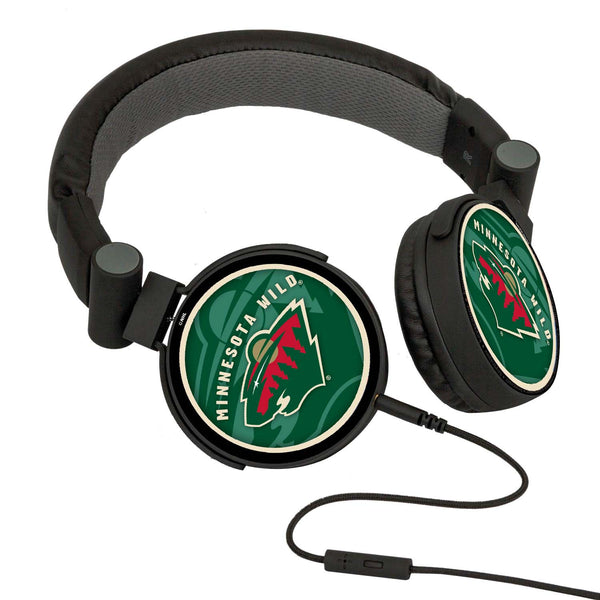 Minnesota Wild® DJ Headphones- Oversize Collection
