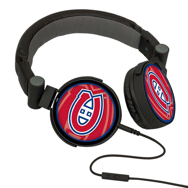Montreal Canadiens® DJ Headphones- Oversize Collection
