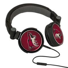 Arizona Coyotes® DJ Headphones- Washed Collection