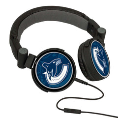 Vancouver Canucks® DJ Headphones- Oversize Collection