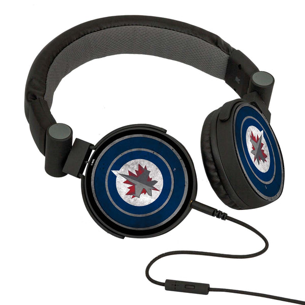 Winnipeg Jets™ DJ Headphones- Washed Collection