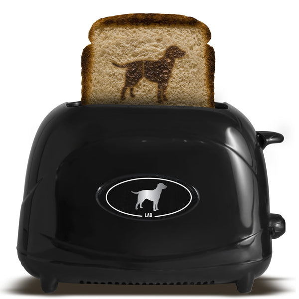 Labrador Pet Toast