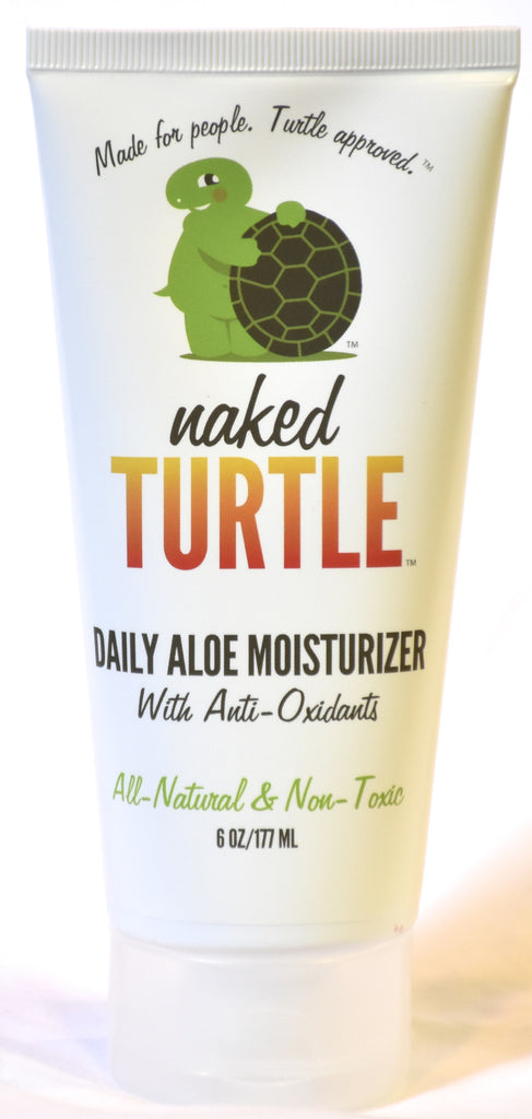 6 oz. Moisturizing Aloe Lotion: TEMPORARILY OUT OF STOCK