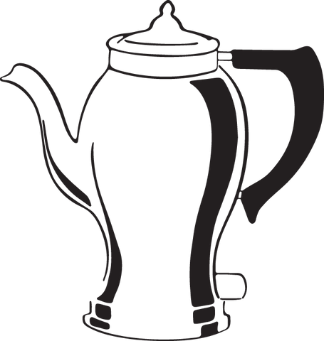 132RA - Coffee pot
