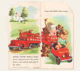 "1953 ""Guess What"" Children's Book"