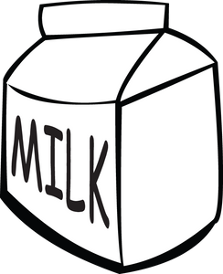 359RA - Child's milk box