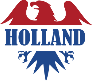 376GA - Holland Eagle symbol
