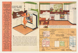 1944 Hotpoint Kitchen Brochure