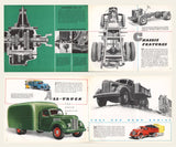 1945 International Harvester Trucks Brochure