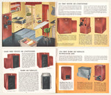 1950 American Standard Plumbing and Heating Fixtures Brochure