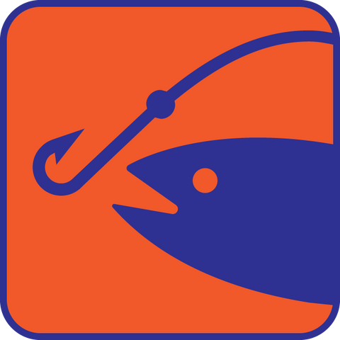 521 fish & hook icon
