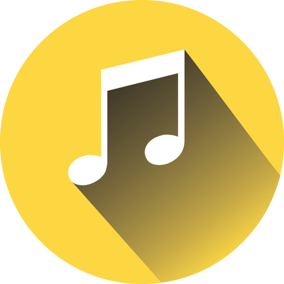 538 musical note icon