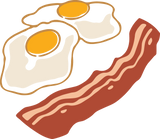 574 bacon & eggs