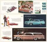 1960 Dodge Station Wagons Brochure