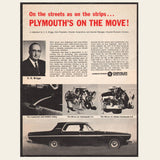 1963 Plymouth Super Stocks Brochure