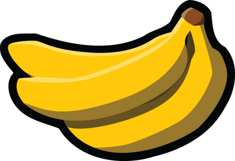718 bananas illustration