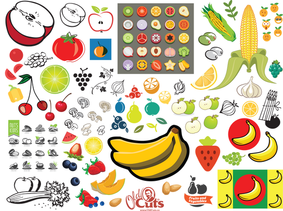 A12 Produce (food, fruits and vegetables)