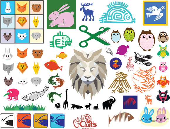 A21 Animal Images and Icons