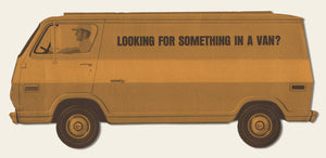 1968 Chevy Van Brochure