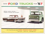 1957 Ford Trucks Brochure