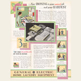 1932 General Electric Ironer Brochure