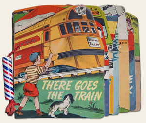 1941 Vintage Children's Book