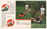 1953 Moto-Mower Sales Kit