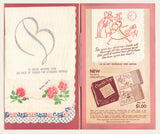 1940s (?) Personalized Napkins Catalog