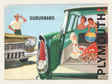 1960 Plymouth Suburbans Brochure