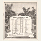 (2) 1926 New York, New Haven and Hartford Railroad Time Tables