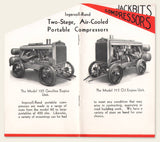 1920s(?) Milburn Machinery Co. Catalog