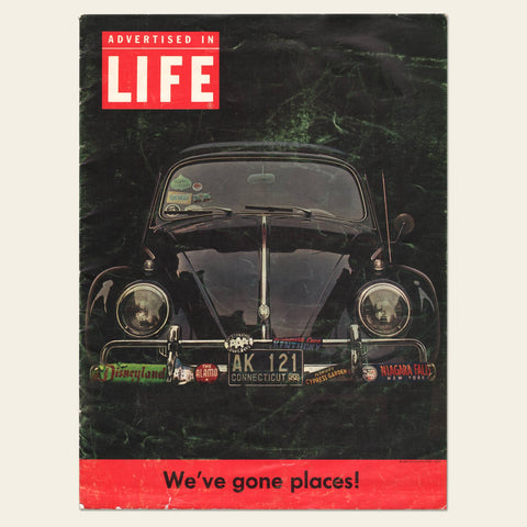 "1960 Volkswagen ""We've gone places!"" Brochure"