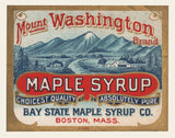 1920s - 1940s Syrup labels
