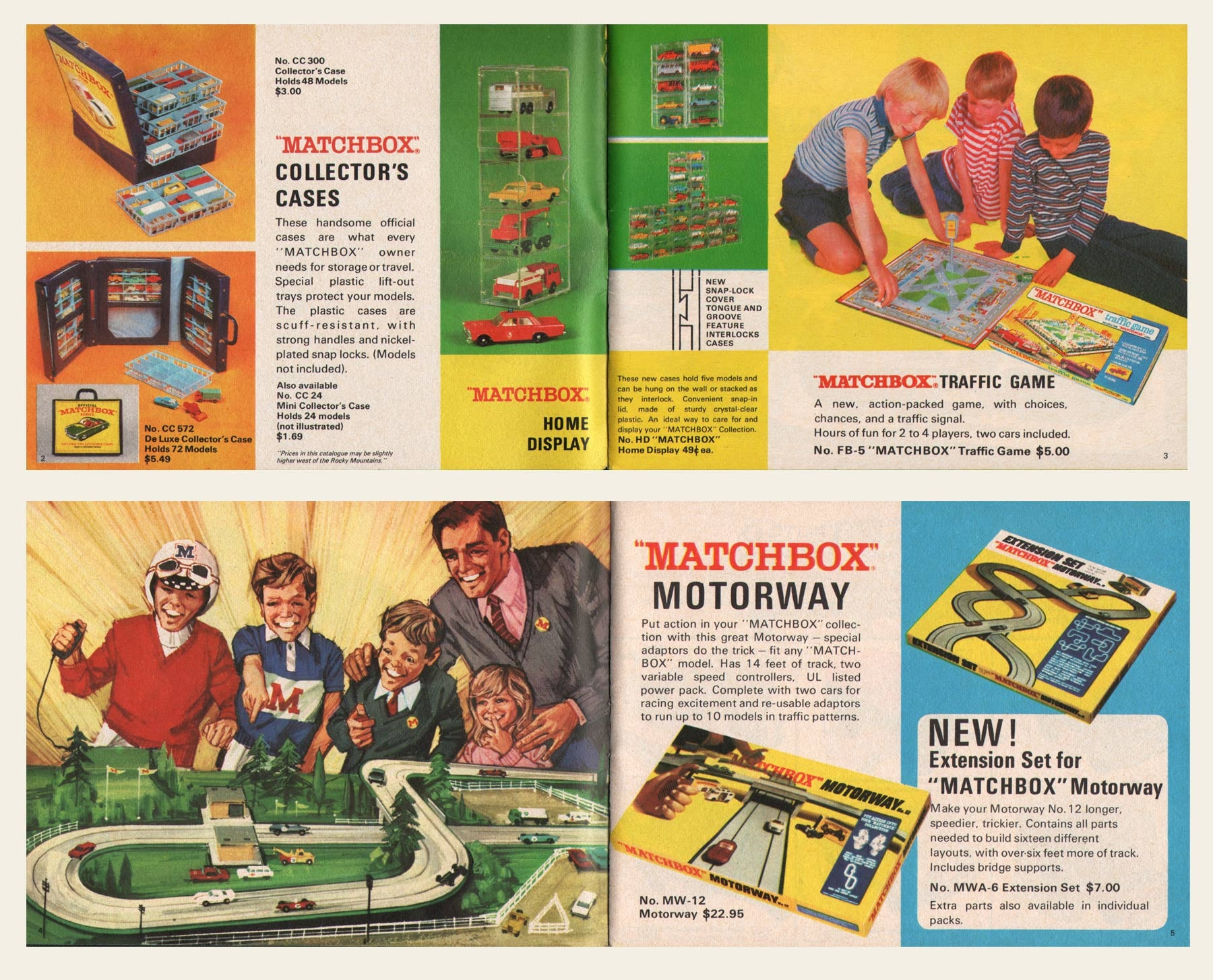 1969 Matchbox Collector's Catalog – OldCuts