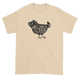 T-shirt with hen