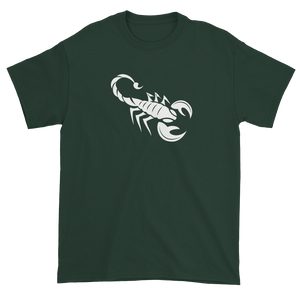 T-shirt with scorpion