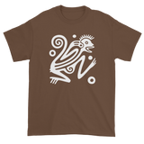 T-shirt with Native Motif