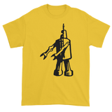 T-shirt with robot