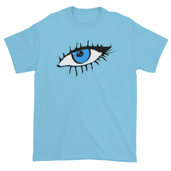 T-shirt with blue eye