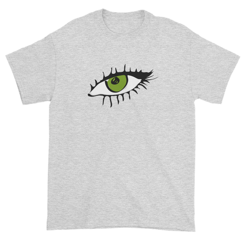 T-shirt with green eye