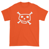 T-shirt with skull and bones