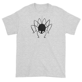 T-shirt with spider