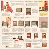 1950s RCA Television Brochure