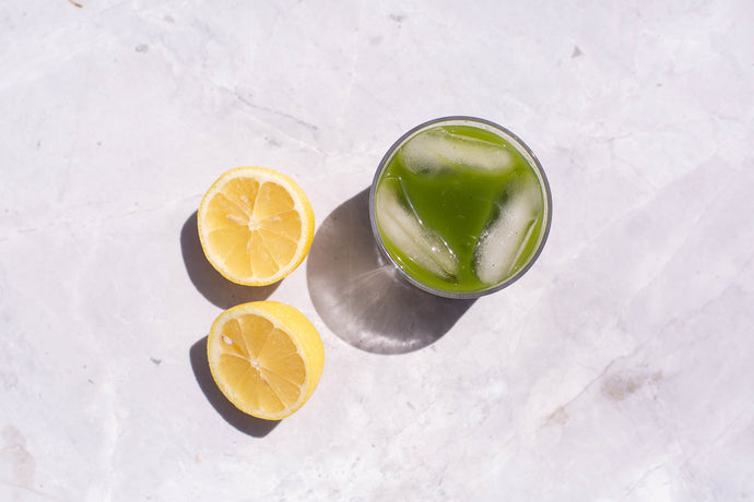 CHLORELLA LEMONADE