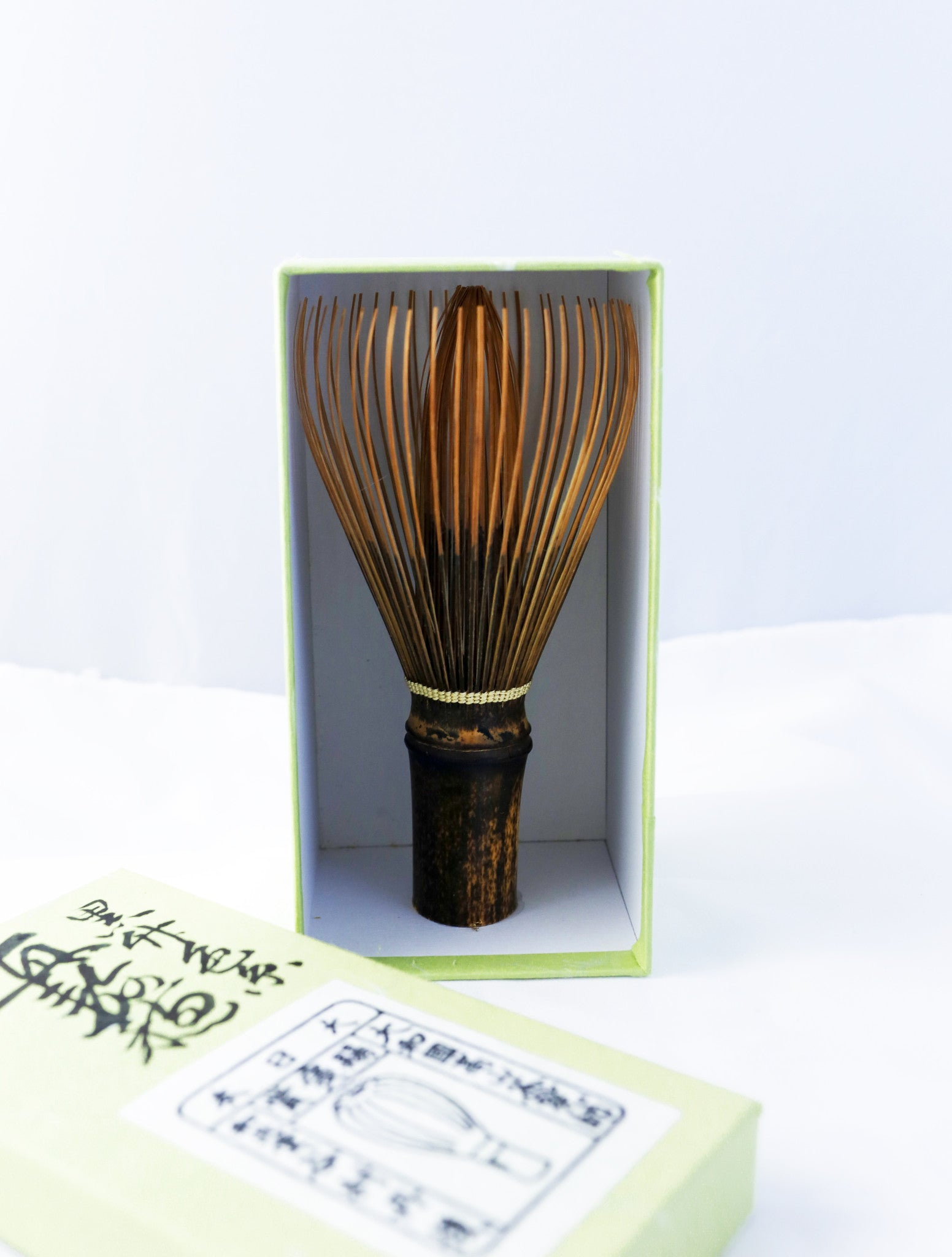 Chasen - Traditional Black Bamboo Matcha Whisk
