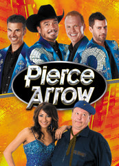 Pierce Arrow Live 2015 DVD