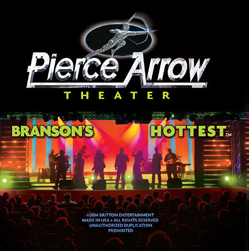 Pierce Arrow Live 2014 DVD